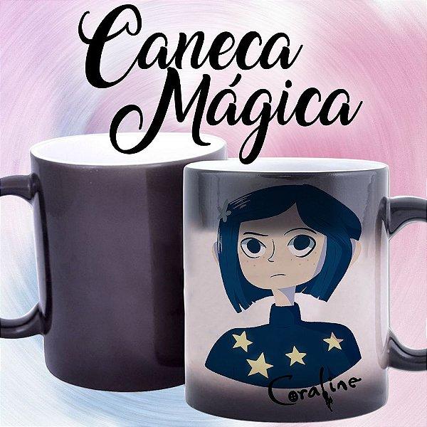 Caneca Mágica - Coraline