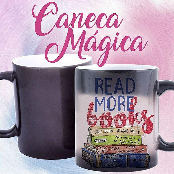Caneca Mágica - Read More Books
