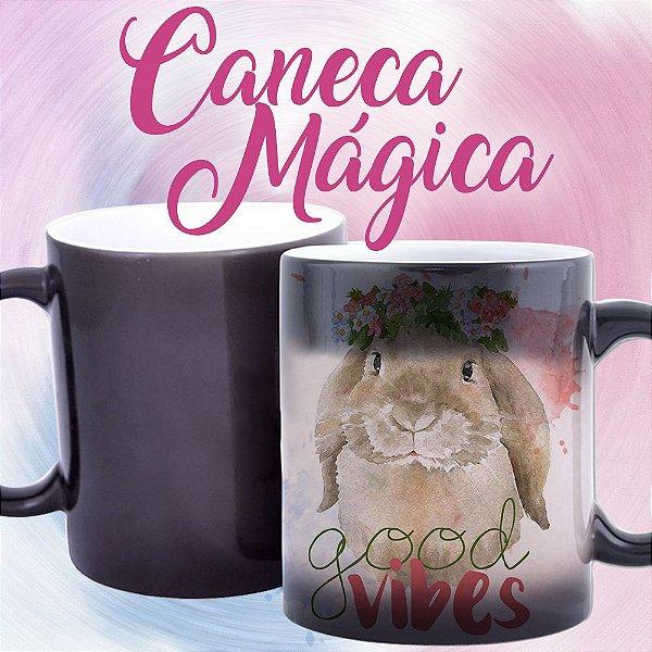 Caneca Mágica - Good Vibes