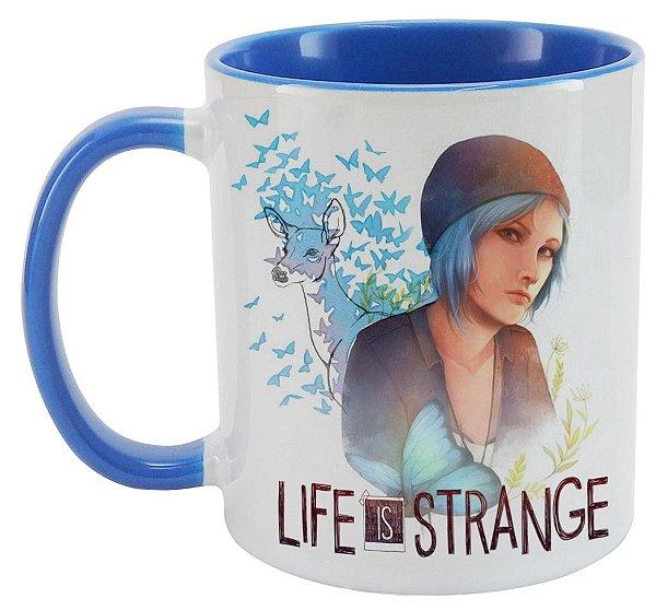 Caneca - Game Life is Strange - Blue