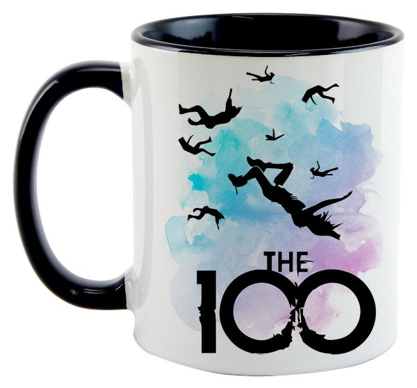 Caneca - Série The 100