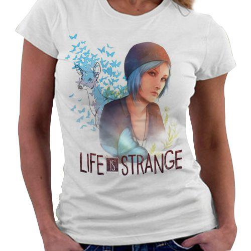 Camiseta Feminina - Life is Strange
