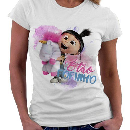 Camiseta Feminina - É tão Fofinho