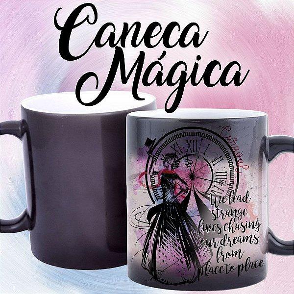 Caneca Mágica - Livro Caraval - Quote