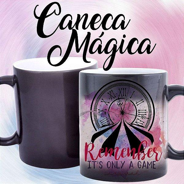 Caneca Mágica - Livro Caraval
