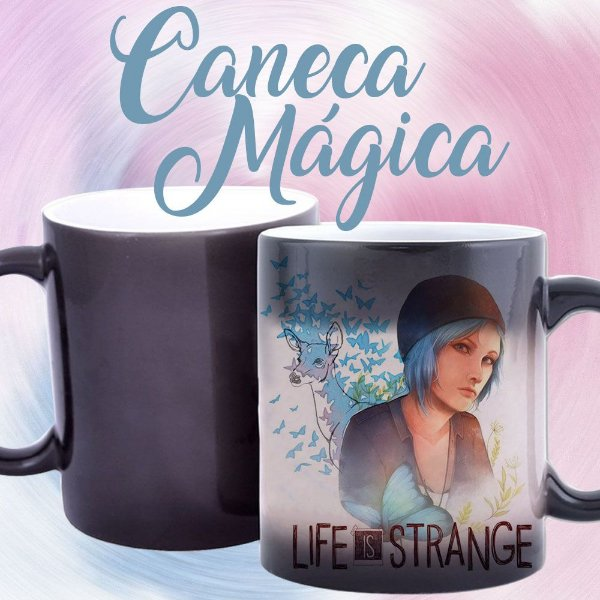Caneca Mágica - Life is Strange