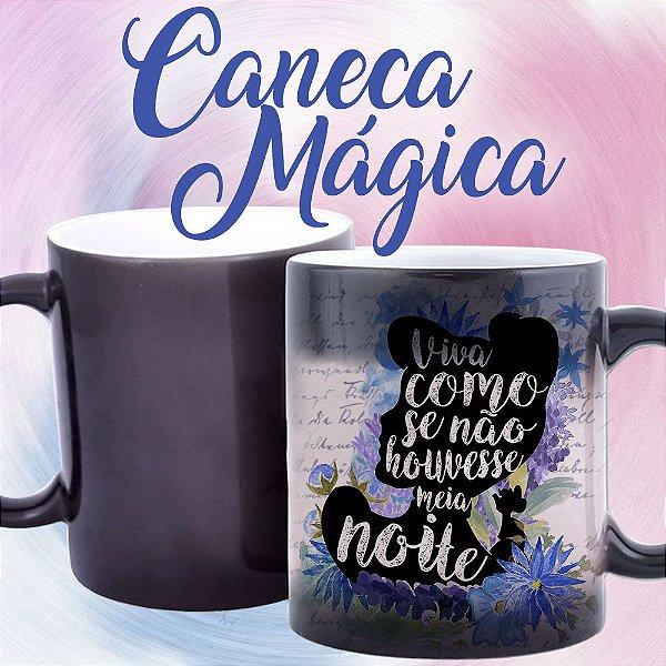 Caneca Mágica - Princesas - Cinderela