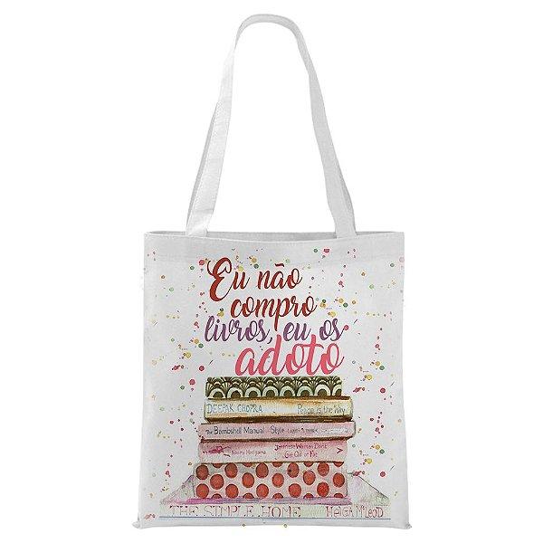 Ecobab - BookStagram - Eu não compro livros
