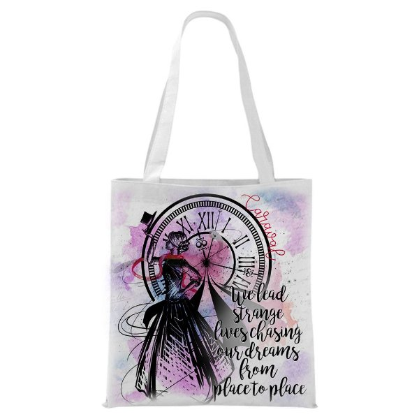 Ecobag - Caraval - Quote