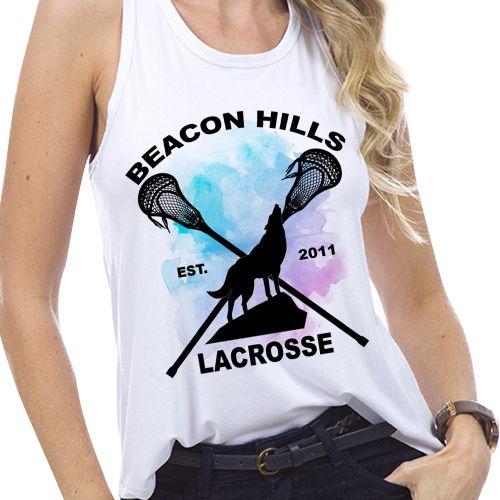 Regata - Série Teen Wolf - Lacrosse