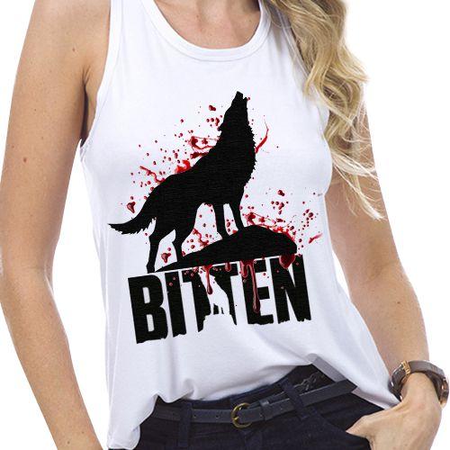 Regata - Série Teen Wolf - Bitten