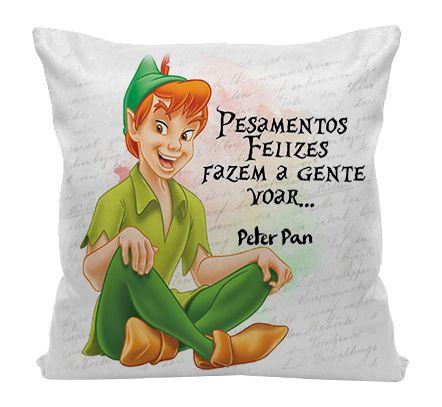Almofada - Peter Pan