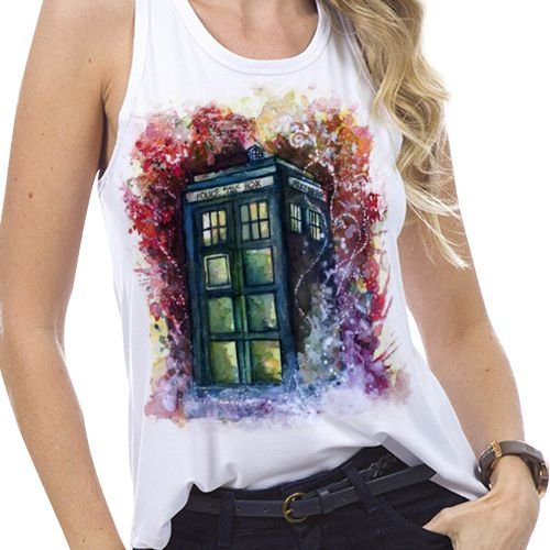 Regata - Tardis - Doctor Who