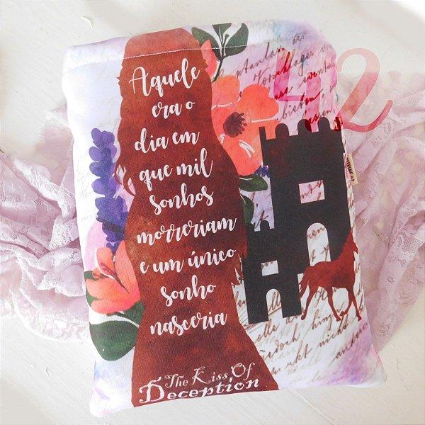 Capa Tipo Luva para Livro - Crônicas de Amor e Ódio - Livro 01