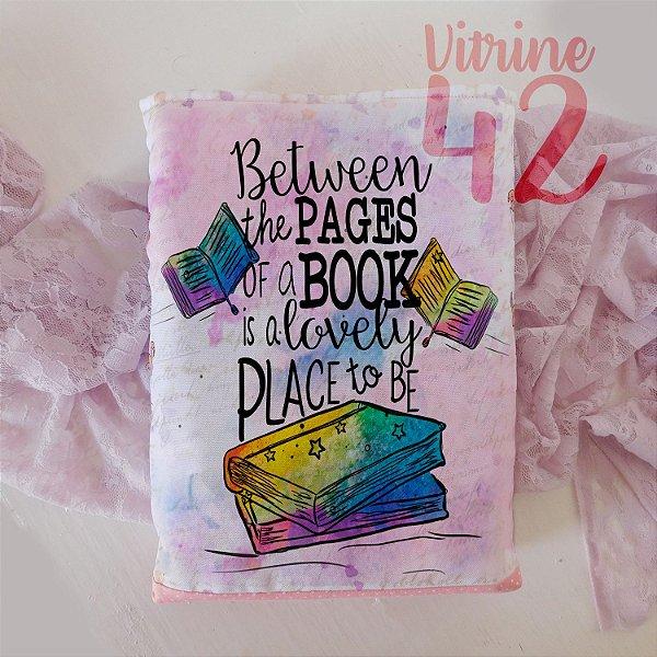 Capa Tipo Luva para Livro - Pages Books