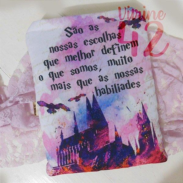 Capa Tipo Luva para Livro - Harry Potter - Nossas Escolhas