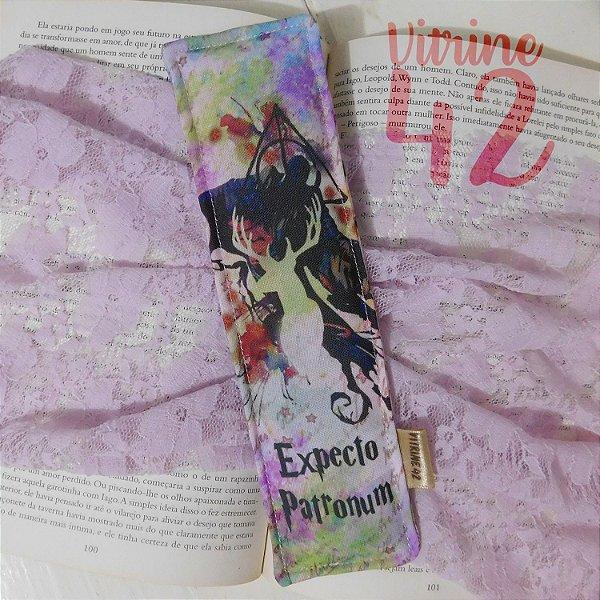 Marcador de Página - Harry Potter - Expecto Patronum