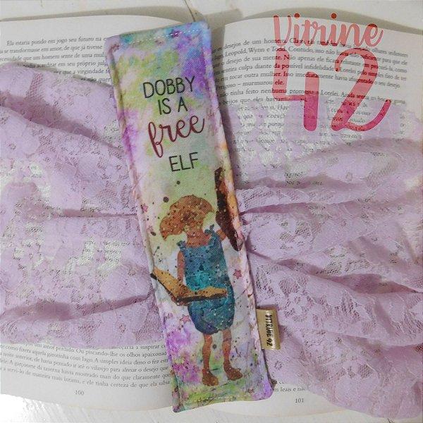 Marcador de Página - Harry Potter - Free Elf