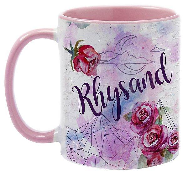 Caneca - Rhysand - Corte de espinhos e Rosas