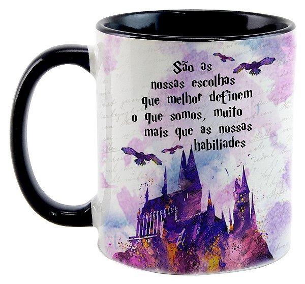 Caneca - Harry Potter - Hogwarts
