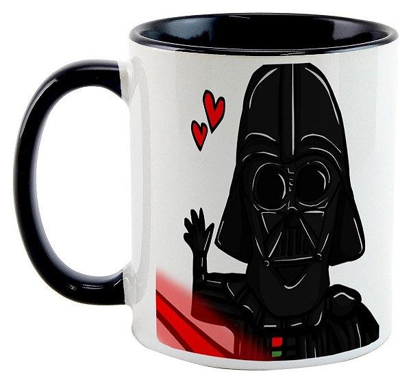 Caneca Star Wars - Darth Vader Love
