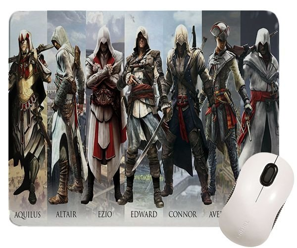 Mouse Pad - Assassin's Creed