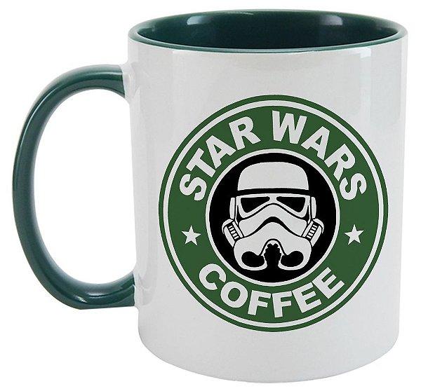 Caneca - Star Wars coffee