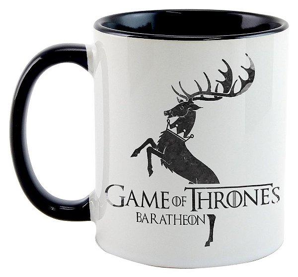 Caneca - Série Game of Thrones - Casa Baratheon