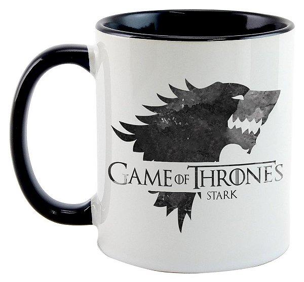 Caneca - Série Game of Thrones - Casa Stark