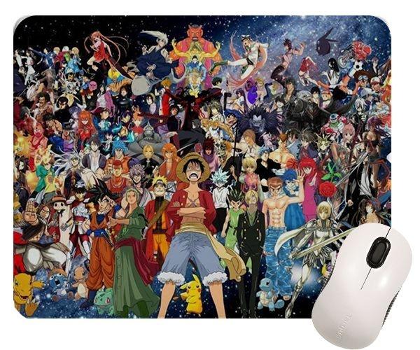 Mouse Pad - Animes Variados