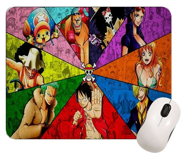 Mouse Pad - Anime One Piece