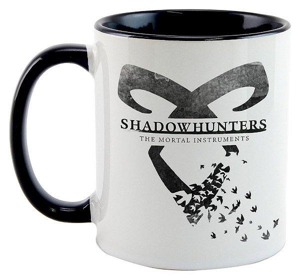 Caneca - Série Instrumentos Mortais - Shadowhunters