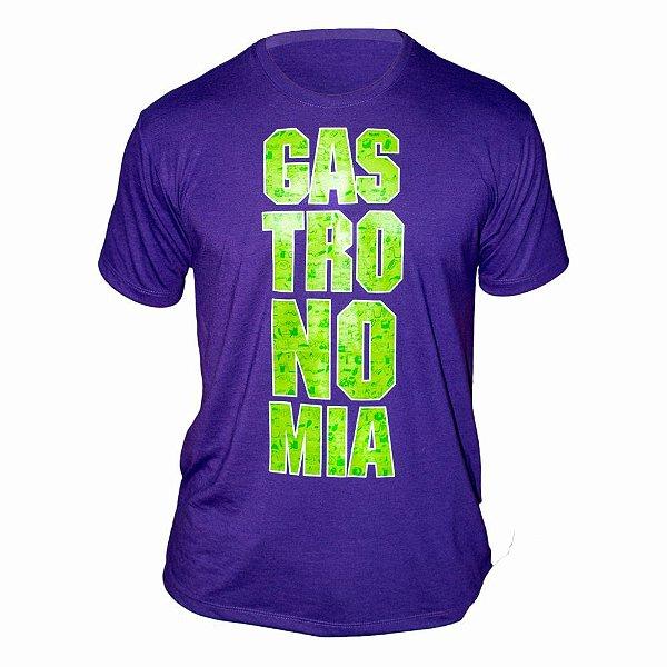 Camiseta de Gastronomia 00110