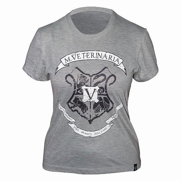 Camiseta de Medicina Veterinária 00073