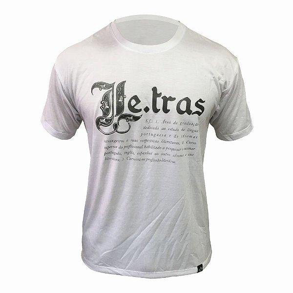 Camiseta de Letras 00128