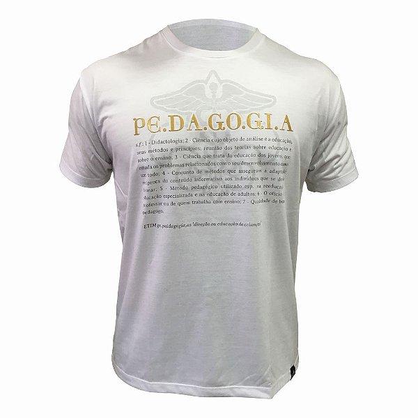 Camiseta de Pedagogia 00131