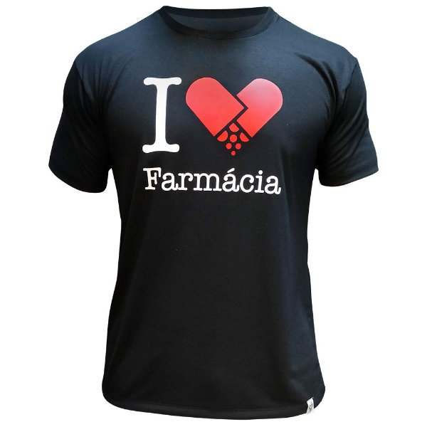 Camiseta de Farmácia Farmalovers 00225