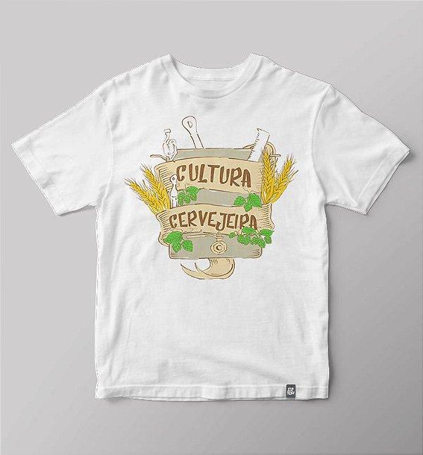 Camiseta Cultura Cervejeira I