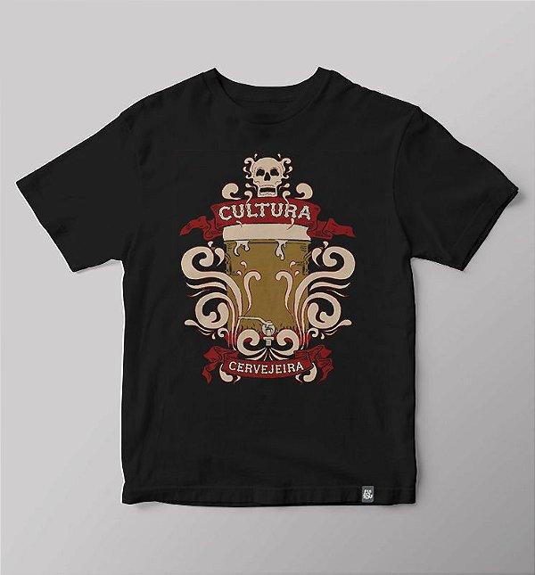 Camiseta Cultura Cervejeira II