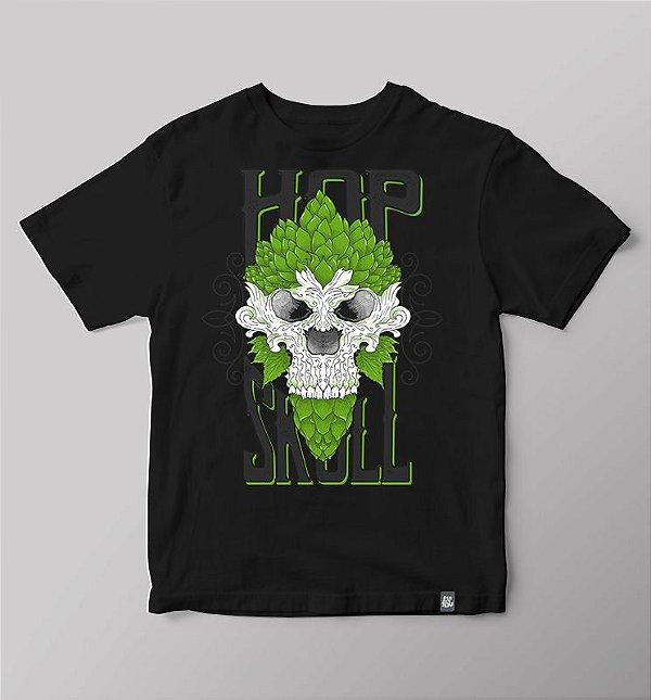 Camiseta Hop Skull