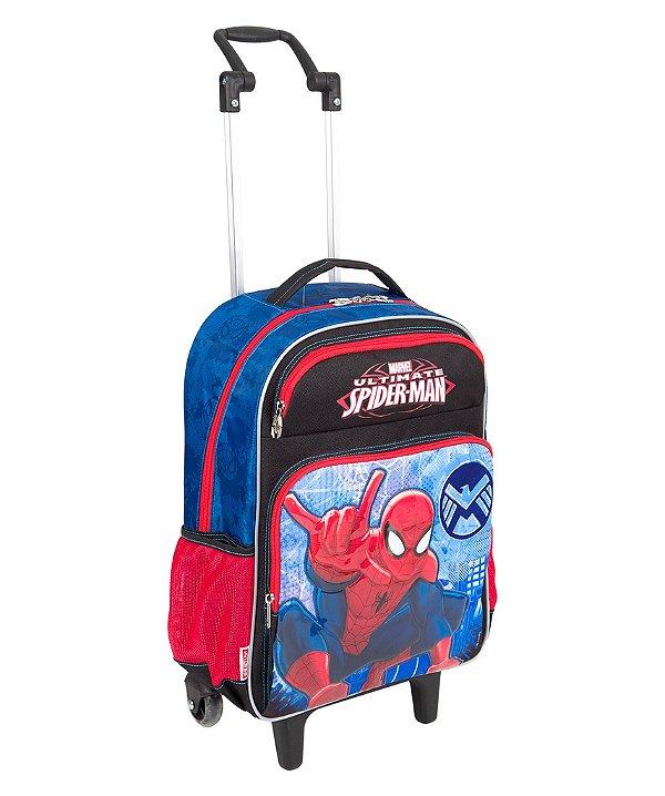 Mochilete Grande Spider-Man 16Y01 Simples 064219-00