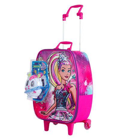 Carrinho Grande Barbie Aventura nas Estrelas 064734-08
