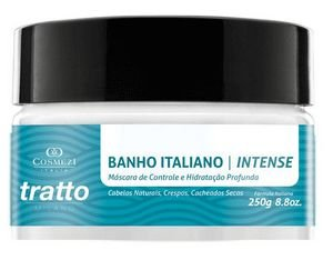 Máscara Banho Italiano - Hidratação e Controle para cabelos cacheados - Intense -250g
