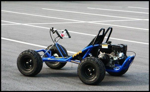 Buggy Cross -Motor Honda 13HP ( PROD. ILUSTRATIVO)