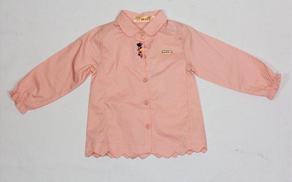 Camisa Feminina Mily