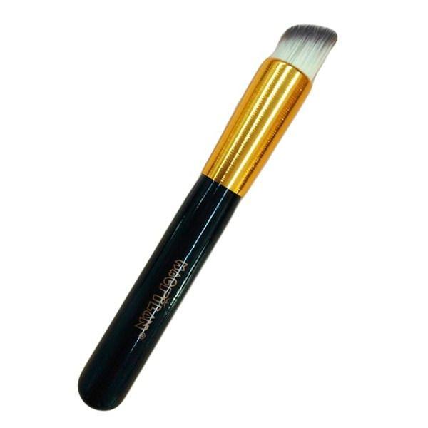 Pincel g121 para base kabuki chanfrado Macrilan