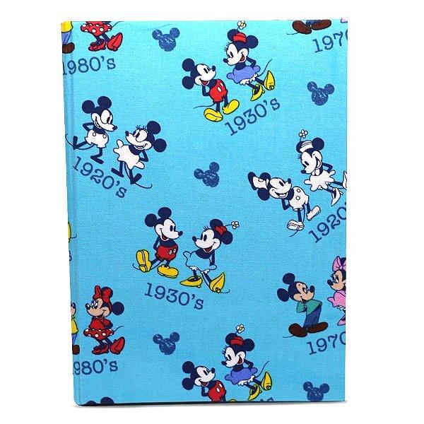 Porta Passaporte Mickey e Minnie