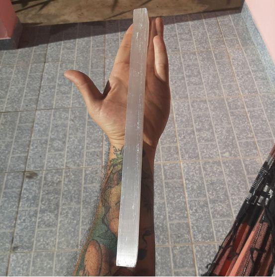 Selenita Bastão Especial Extra Grande (35cm)