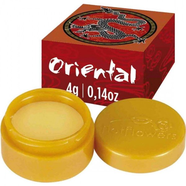 Pomada Oriental Excitante Pote 4gr - Hot Flowers