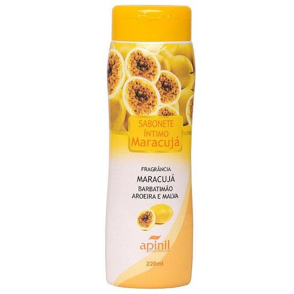 Sabonete Líquido Aromático Maracujá 220ML APINIL